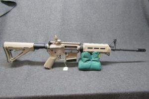Spike's Tactical ST15 5.56NATO Rifle in FDE